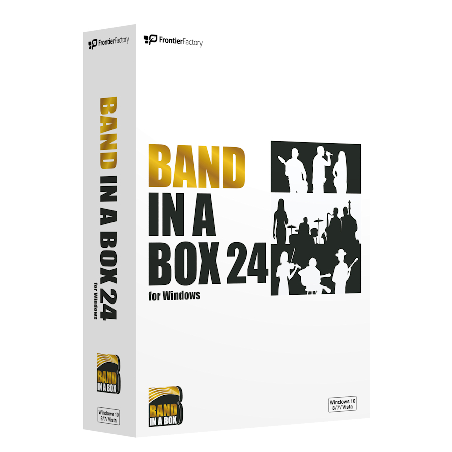 Band-in-a-Box 24 for Windows