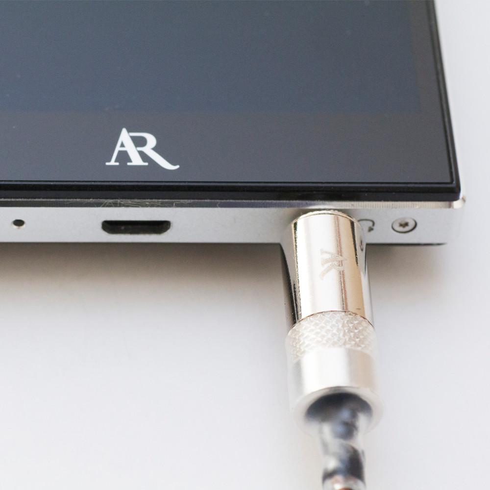 「AR-M2」 専用インピーダンスアダプター「AR-AC7IA」発売とキャンペーンを開始