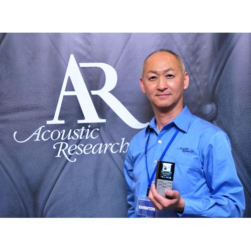 アイティメディア LifeStyleに、『春のヘッドフォン祭2017』で参考出展された Acoustic Research社の新製品に関連するEric Suh氏のインタビューが掲載されました。